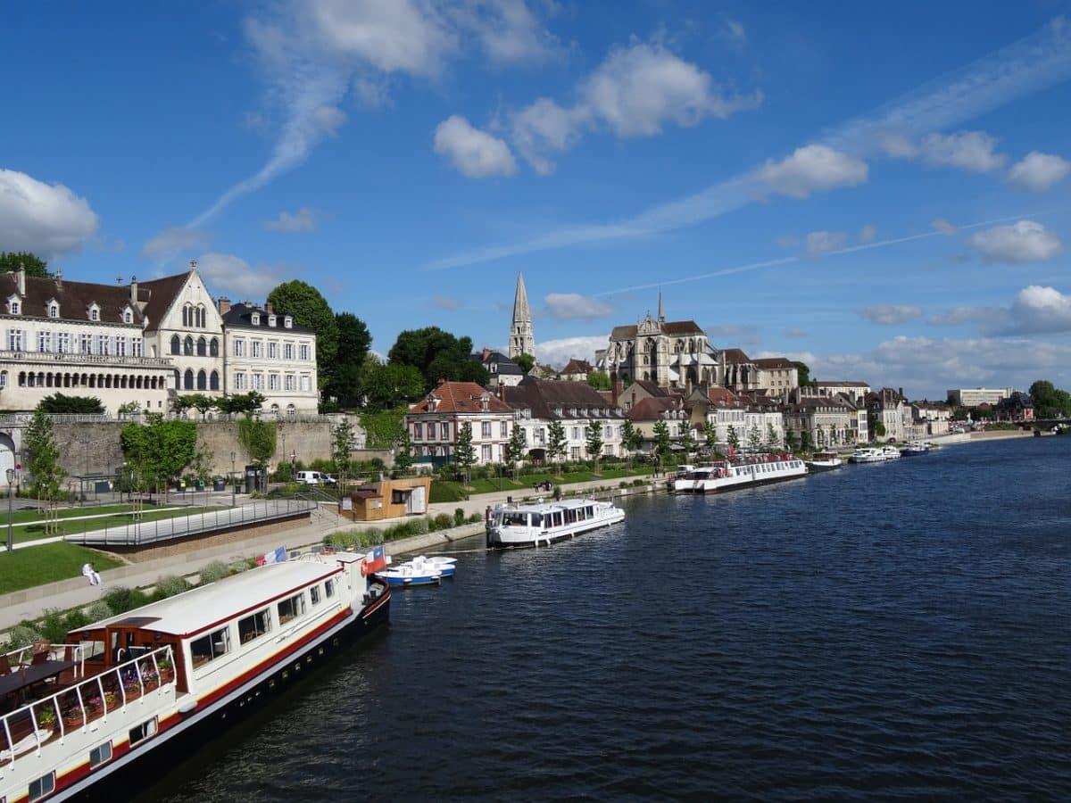 Auxerre França